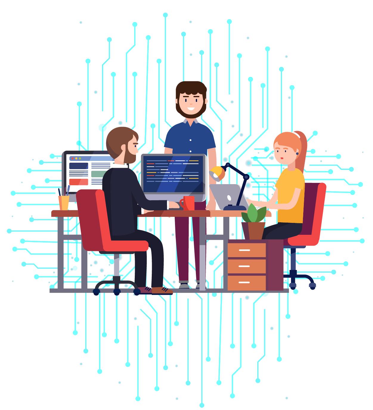 Enterprise and drupal blog image