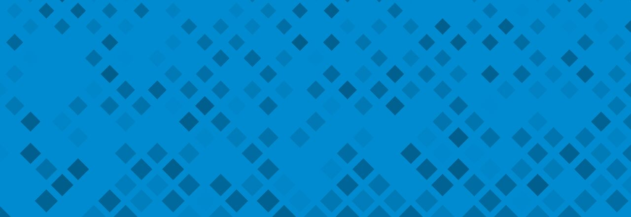 blog banner blue background with diamonds