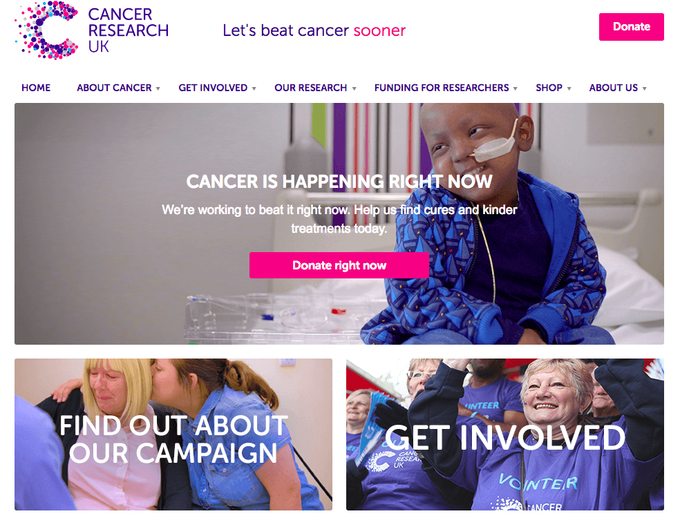 Cancer Research Community, UK is powered by Drupal