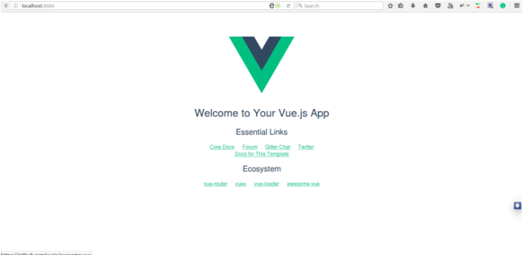 How to build Single Page Application with Drupal 8 and Vue
