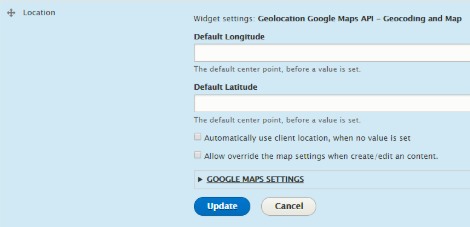 HowTo: Use Geolocation field in Drupal 8 and Perform Proximity