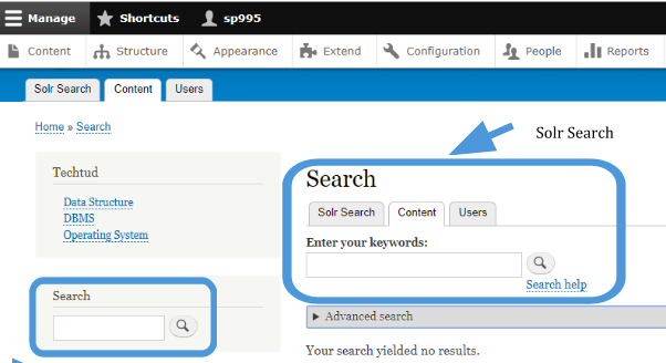 HowTo: Use Apache Solr with Drupal 8   Opensense Labs