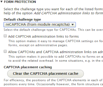 HowTo: Add CAPTCHA in forms of your Drupal 8 website? | Opensense Labs