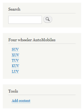 Create Menu for Vocabulary in Drupal 8 | OpenSense Labs