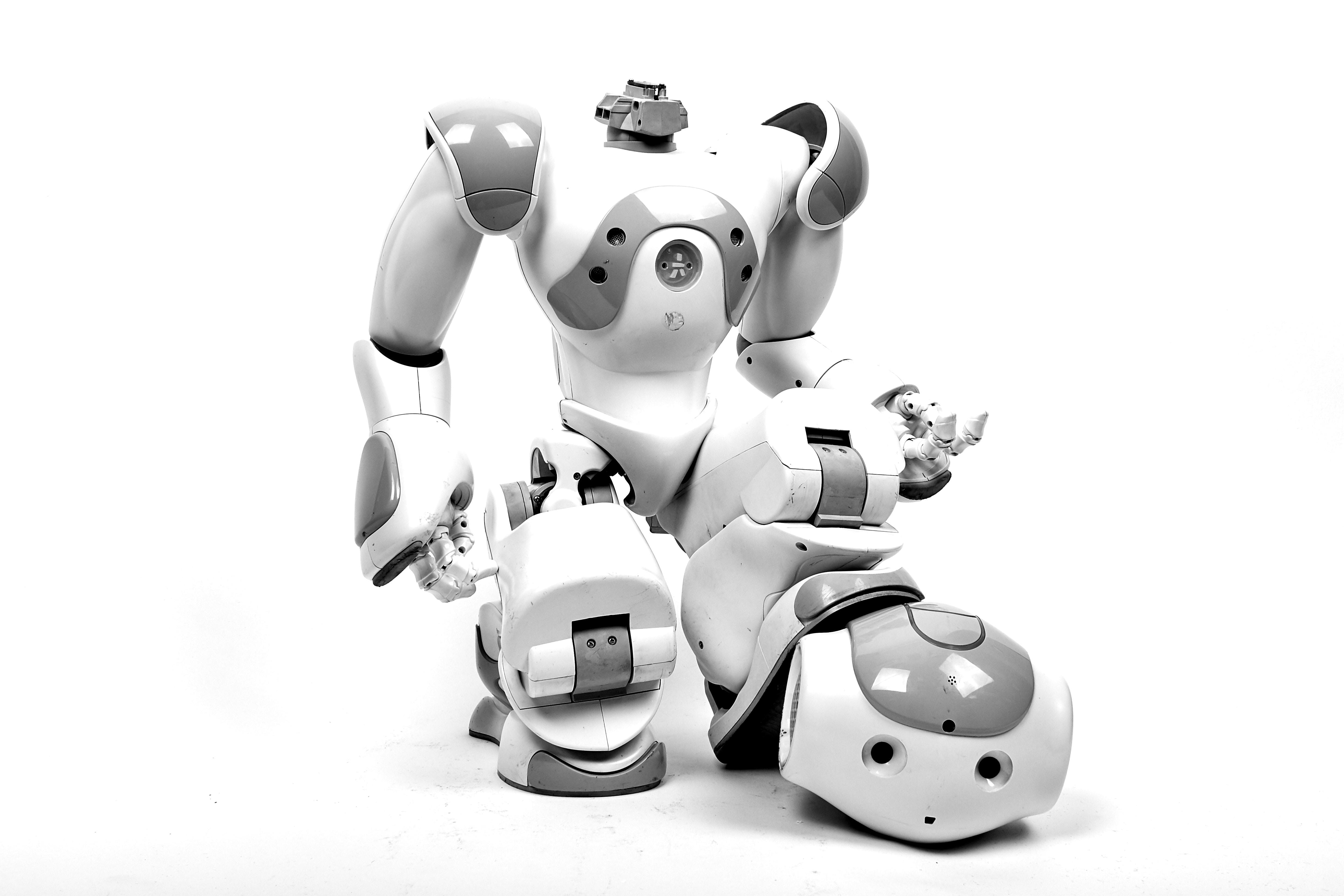 A headless robot