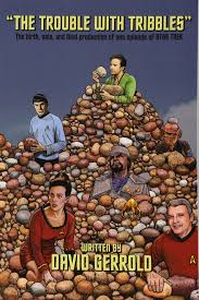 Image of 6-star trek characters drawn upon a big bundle of new species