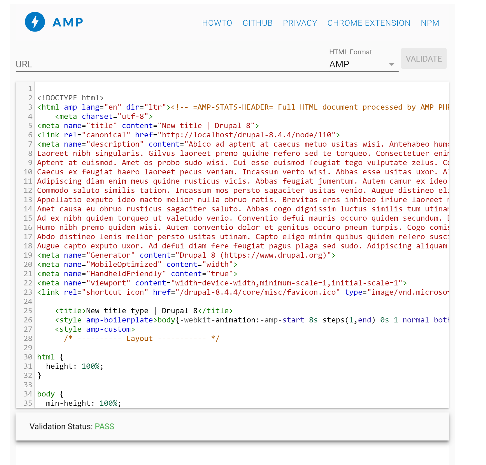 Speed Up Your Drupal Website With AMP | Opensense Labs